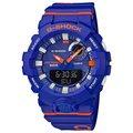 CASIO 卡西歐 G-SHOCK 突破極限藍芽雙顯錶-寶藍(GBA-800DG-2A)