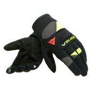 任我行騎士部品 DAINESE VR46 CURB SHORT GLOVES 聯名款 夏季 布手套
