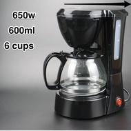 โปรโมชั่น เครื่องชงกาแฟสด เครื่องทำกาแฟสด ชงกาแฟได้ 6ถ้วย และ 15ถ้วย เครื่องชงกาแฟ เครื่องชงกาแฟสด เครื่องชงกาแฟ drip