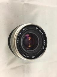 *凱雷古相機* Pentax 用AF鏡頭Tokina 28-80mm f3.5-5.6mm , K卡口