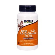 Now Foods Beta-13/16-D-Glucan immune support 100mg/90 Capsule