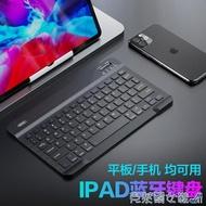 【快速出貨】機械鍵盤 英菲克V750B藍牙鍵盤無線ipad平板電腦蘋果手機通用便攜華為m6小鍵盤 交換禮物 雙12購物節