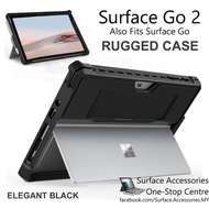 [MALAYSIA]Microsoft Surface Go 2 Rugged Casing with Pen Holder Surface Go 2 Rugged Case Surface Go Rugged Case