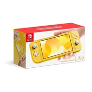 Switch NS 主機 Nintendo Switch Lite  二手(黃色)