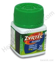 ▶$1 Shop Coupon◀  Zyrtec Allergy Relief (10 mg), 30 Tablets