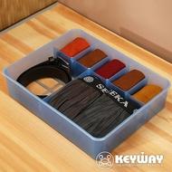 KEYWAY聯府 MIT 小佳麗衣物盒RS100 顏色隨機出貨
