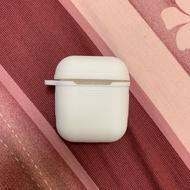 二手 蘋果 AirPods保護套 白色