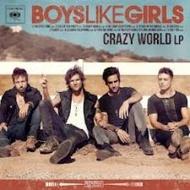 男生愛女生 / 瘋狂世界 CD