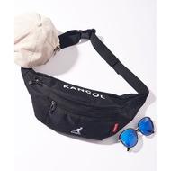 【藍樹林】KANGOL Waist Bag 袋鼠 側背包 腰包