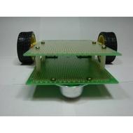 機器人 智能車 小車避障 自走車機構配件