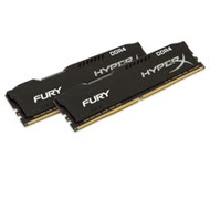 HyperX FURY DDR4 3200 16G*2 桌上型記憶體《黑》