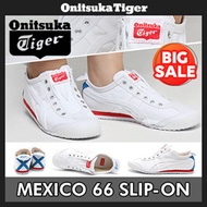【Onitsuka Tiger】 100% Authentic Onitsuka Tiger Mexico 66 Slip-On Sneakers Unisex Shoes