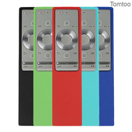 Tomtoo Covers for Samsung QLED TV Bluetooth Remote Control BN59-01272A 01265A 01270A 01291A Case Shockproof Anti-Slip