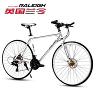 [Raleigh] 30 speed aluminum alloy road bike bicycle male and female students adult off-road racing