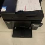 好新淨 hp 多功能彩色雷射無線打印機 4-in-1 Laser wireless printer(Color LaserJ...