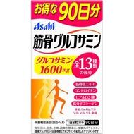 日本原裝 Asahi 朝日 筋骨 軟骨素 營養 保健 軟骨素 葡萄糖胺 鈣 720粒 90天份