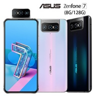 ASUS 華碩 ZenFone 7 5G 6.67吋三鏡頭智慧型手機 (8G/128G)ZS670KS【福利品】廠商直送