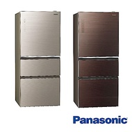 Panasonic國際牌 610L 1級變頻3門電冰箱 NR-C610NHGS