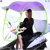 Best Ebike Canopy Umbrella Waterproof Sun Protection