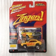 Johnny Johnny Lightning 1/64 Small Car Model Collection School Bus Ghostbusters Classic Car Vandal