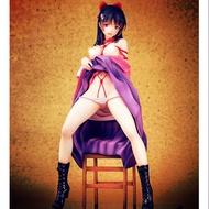 《祐仔雜舖》(限時超取含運)全新日本正版 代理版 Native限定 艷姿 壹 第一彈 和服少女