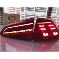 適用于大眾高爾夫7 led尾燈 FOR vw golf7.5 Tail Lamp