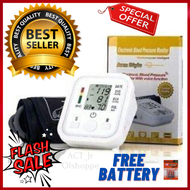 Authentic Electronic Blood Pressure Monitor Arm type Arm style blood pressure monitor Bp monitor digital Bp monitor on sale Bp monitor arm Bp monitor digital BP monitor digital on sale digital BP Monitor Device USB Cable or Battery Original