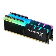 G.SKILL 芝奇 Trident Z RGB DDR4-3200 8G*2 1.35V 超頻記憶體 F4-3200C16D-16GTZR