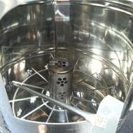304台製手工黏整 蓋子黏住金桶身耐用好燒全部304 環保煙囪金爐 金爐桶 煙囪金爐