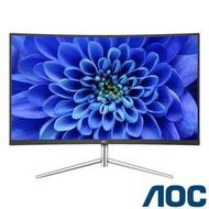 福利品 非宜花東/偏遠加價地區可免運 含稅 艾德蒙 AOC C32V1Q 32型VA曲面螢幕