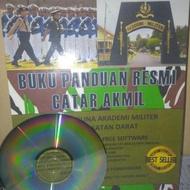 Promo BUKU PANDUAN RESMI CALON TARUNA AKADEMI MILITER AKMIL TNI AD