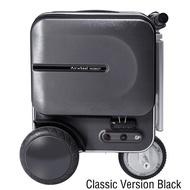 กระเป๋าเดินทางมีล้อลากระบบไฟฟ้า,กระเป๋าเดินทางอัจฉริยะหรูหรามีล้อลากสามารถขี่ได้