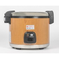 CROWN SW-6800 Keep Warm Rice Cooker