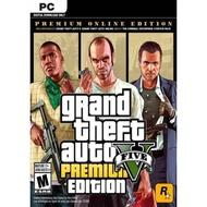 Grand Theft Auto V 5 : Premium Online Edition PC (GTA 5) Rock Star Key