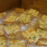 牛軋糖蘇打餅乾(有素食口味)