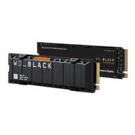 紐頓電子 公司貨 開發票★WD 黑標 BLACK SN850 1TB M.2 PCI-E SSD 固態硬碟 無散熱片