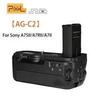PIXEL AG-C2 Sony 電池手把 支援A7SII A7RII A7II [相機專家] [公司貨]