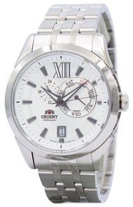 [CreationWatches] Orient Sporty Automatic White Dial ET0X005W Mens Watch