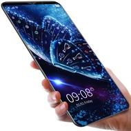 Full-Layar Hp Murah 500 ribu BARU COD + Asli IMEI unik i 12 Pro Max 6.1 inch Smartphone Ram 12GB + 512GB ROM Kamera 16MP + 32MP Wajah & Sidik Jari Membuka Layar 5800mAh Ponsel 5G Ponsel handphone i13pro i11promax Ponsel asli baru