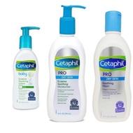 美國cetaphil舒特膚嬰兒舒緩乳液 AD異敏異膚康修護乳液乳霜 溫和潔膚乳清潔乳