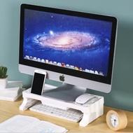 【AOTTO】多功能桌面收納架 螢幕增高架