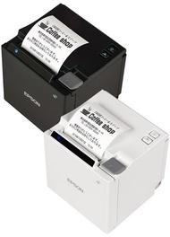 【歐菲斯辦公設備】EPSON TM-M10 行動收據印表機(USB+藍芽) foodpanda & UberEats 出單機 含稅 免運 加贈紙捲