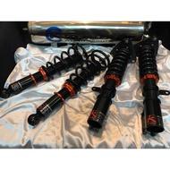 「中古」三菱 grunder K-SPORT 高低軟硬可調 避震器