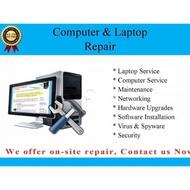 computer service klang