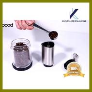 ของดีมีคุณภาพ เครื่องบดเมล็ดกาแฟ เครื่องบดเมล็ดกาแฟมือหมุน เครื่องบดกาแฟด้วยมือแบบพกพา เครื่องทำกาแฟ คุณภาพดี