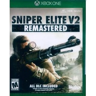 【Microsoft 微軟】XBOX ONE 狙擊之神 V2 重製版 中英文美版(Sniper Elite V2 Remastered)