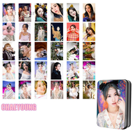 Jinliango 30PCs TWICE - More & More - Official Photocards KPOP TWICE Photocards