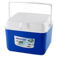 13L輕巧便利行動冰箱 保溫箱 冷藏箱 釣魚冰桶 冷/熱通用 保冰箱 露營必備品 可攜式車用保溫冷熱雙用冰箱