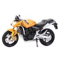 1:18 Honda Hornet Kenderaan Mati Mati Koleksi Hoies Model Motosikal Mainan