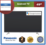 """Panasonic 50"""" 4K HDR Android TV TH-50HX655K  New Model (Replace 49inch)"""